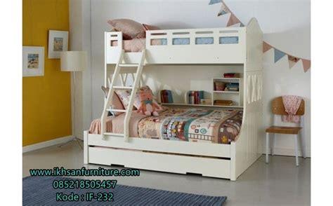 Ranjang Susun Anak ranjang susun anak minimalis model ranjang tingkat anak