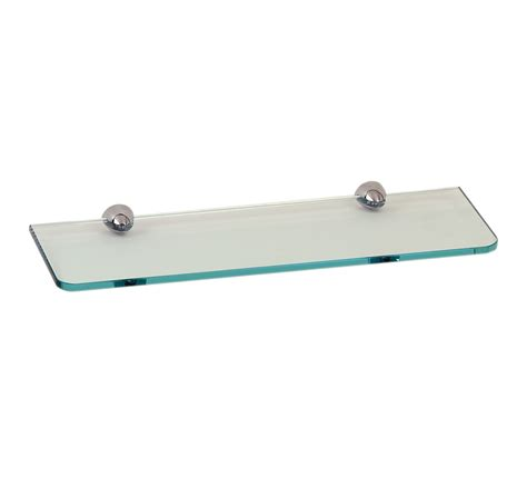mensola vetro ikea mensola in cristallo 30 cm da parete per bagno