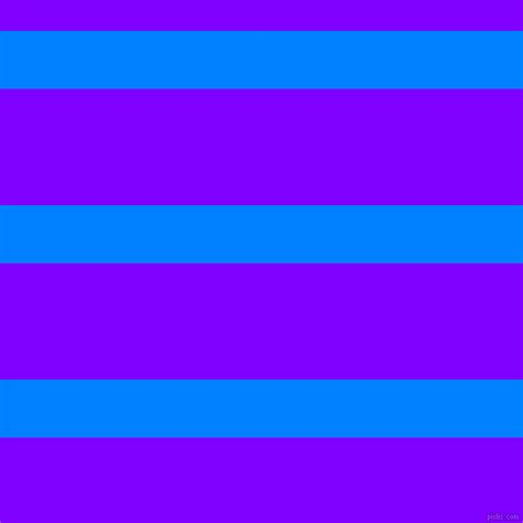 Hw Electric Blue black and white horizontal lines and stripes seamless