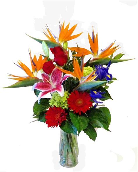 Fall Vase Ideas Florist Cart Yf3123 Tropical Arrangement Florist Cart