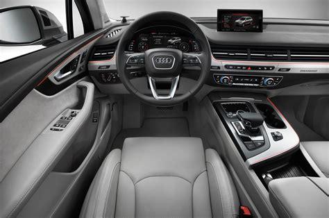 Audi Q 7 Interior 2019 Audi Q7 Interior 2018 2019 Cars Review