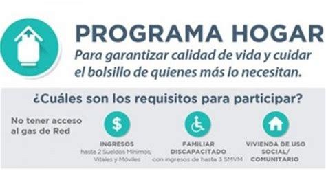 plan hogar fecha de cobro septiembre 2016 fechas de cobro plan hogares con garrafa enero 2016