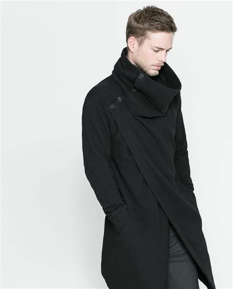 Cape Blazer Zara Crossover Cape Jacket Zara S Fashion