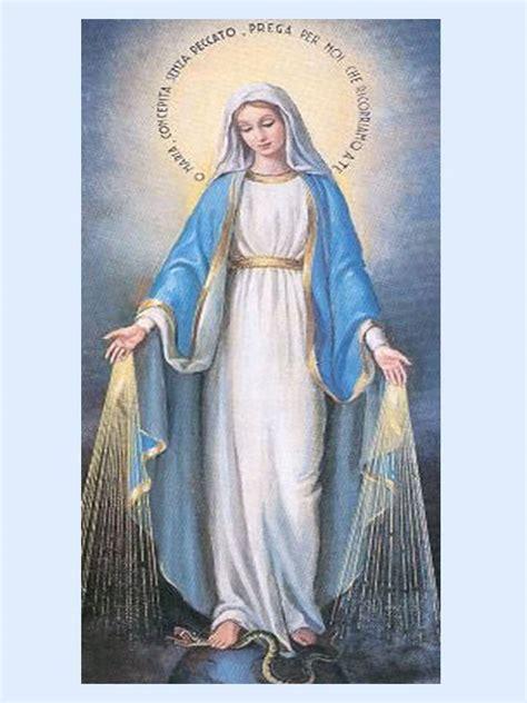 imagen virgen maria de la medalla milagrosa virgen de la medalla milagrosa buscar con google