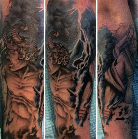 lightning tattoo 60 lightning designs for high voltage ideas