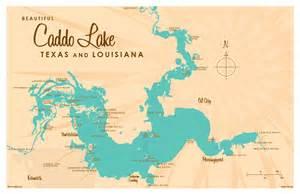 caddo lake map kelloggrealtyinc