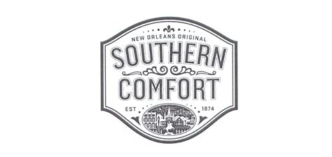 southern comfort label new orleans original southern comfort est 1874 by southern