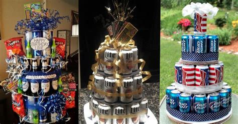 beer can cake diy beer can cake