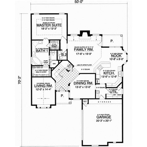 Any Style House Plans 2500 Square Foot Home 2 Story 4 Two Story House Plans 2500 Square