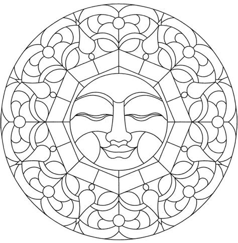 offerings of a year of moon mandalas books 122 best images about mandala coloring pages on