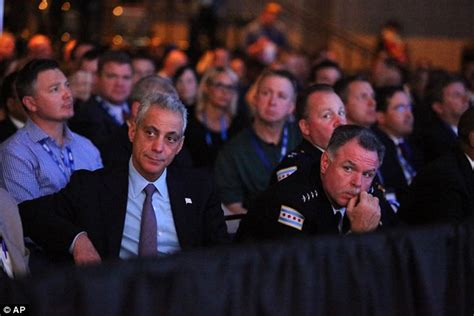 barack obama speech about child safety interrupted by rick barack obama says cops are being scapegoated with