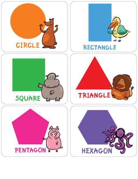 printable flash cards of shapes learning shapes flashcards 1 kidspressmagazine com