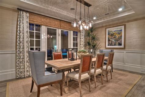 rustic dining rooms choose the dining room lighting as decorating your kitchen