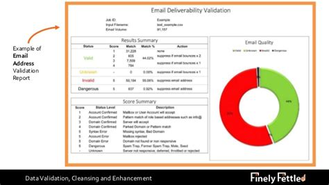 Detox Net Survey by Data Validation Data Cleansing And Data Enhancement