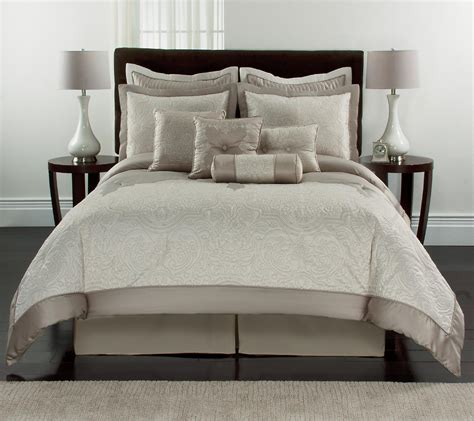 ivory bedding sets 10 piece comforter set ivory home bed bath