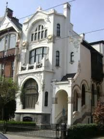 Artist House Art Nouveau Houses