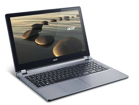 Laptop Acer Aspire M5 acer aspire m5 notebook gets haswell and widi upgrade slashgear