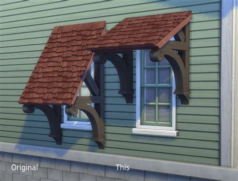 sims 3 awning 17 best images about s4 build gt awning on pinterest