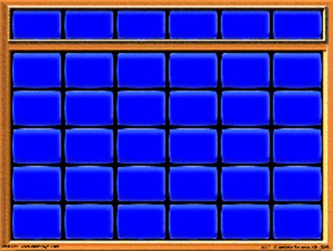 jeopardy board template image jeopardy board template gif shows wiki