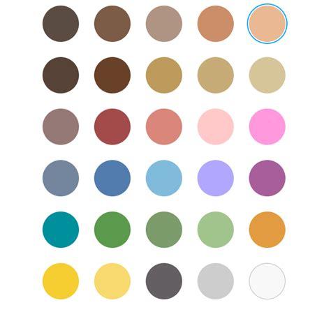 roblox colors avatar editor update roblox