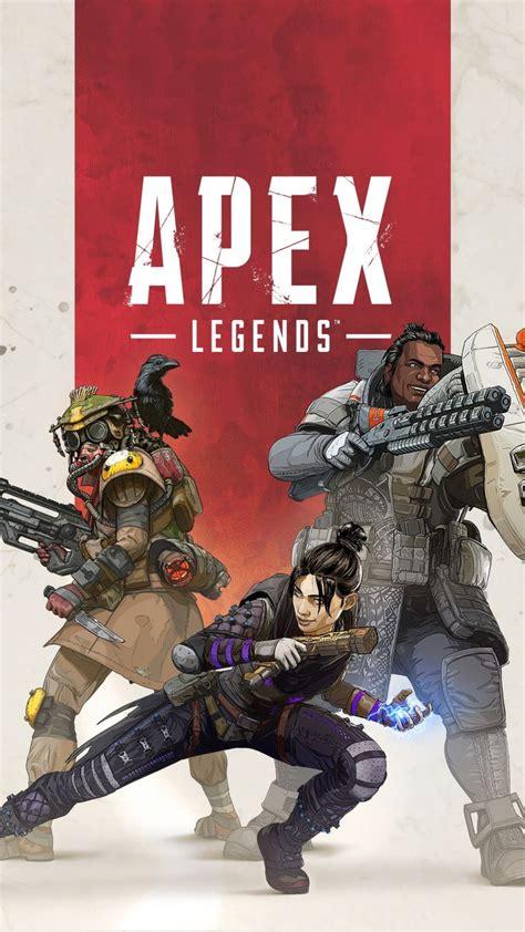 game poster apex legends  wallpaper legend
