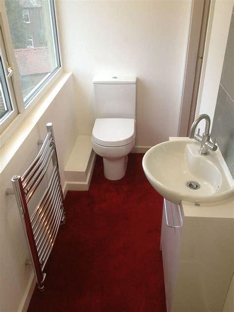 installing ensuite in bedroom 14 best bathroom flooring by uk bathroom guru images on