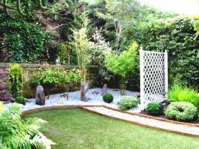 funky small garden design ideas for a with shed designs
