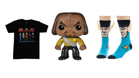 gifts for him sports fan top 10 best star trek gifts heavy com
