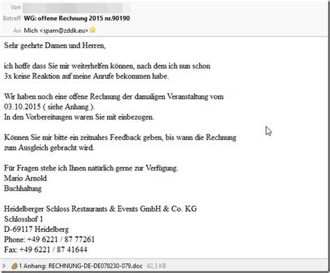Muster Offene Rechnung Vorsicht Rechnungserinnerung Offene Rechnung 2015 Nr 90190 Heidelberger Schloss Ist Ein