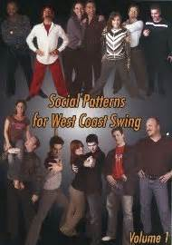 west coast swing patterns rent dvd social patterns for west coast swing volume 1
