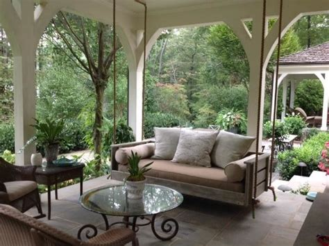 Most Comfortable Porch Swing inspired wooden porch swings in porch charleston with