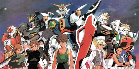 gundam mobile suits 13 things you need to about mobile suit gundam wing