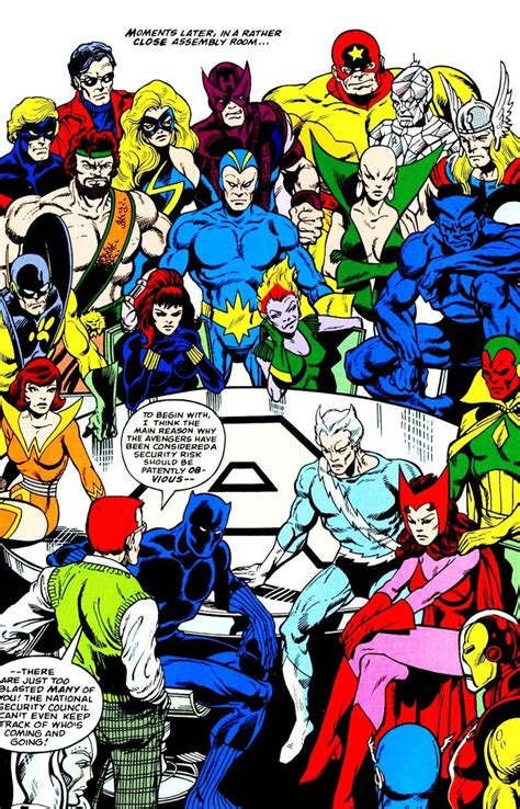 avengers by john byrne 1302900579 avengers 181david micheliniepencils john byrne picture to pin on pinsdaddy