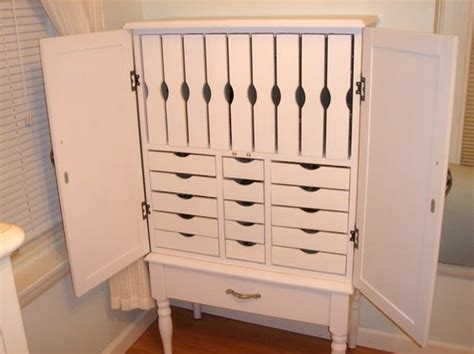 large jewelry armoires custom jewelry armoire storage 1 large bottom drawer 5 small drawers 9 vertical