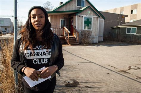 Alaska Warrant Search Former Tv Reporter Turned Marijuana Activist Charlo Greene Raided Served With