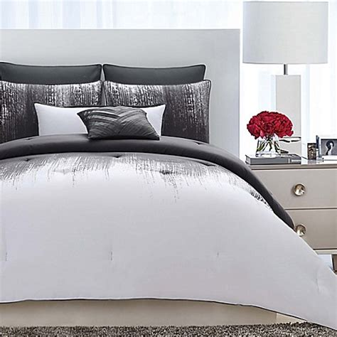 vince camuto 174 lyon comforter set bed bath beyond