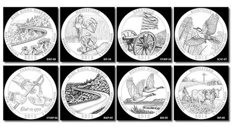 designing the beautiful 2015 america the beautiful quarters designs