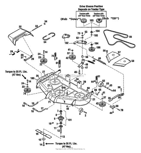 ilium diagram for troy bilt garden way mower wiring diagram