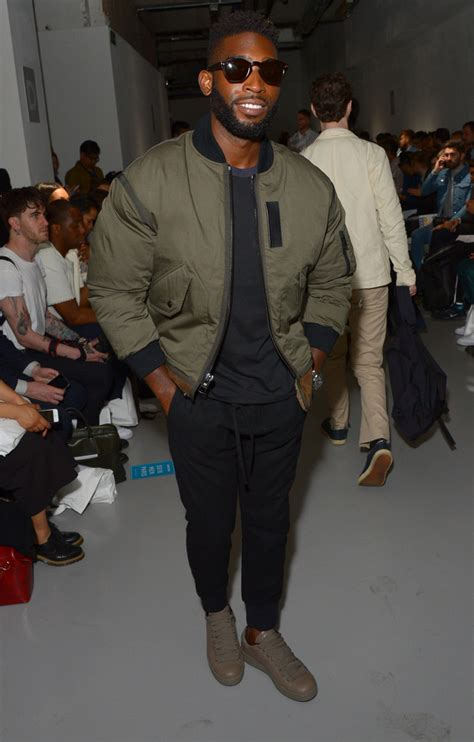 london collections men we pick the front row s best tinie tempah photos photos day 2 front row london