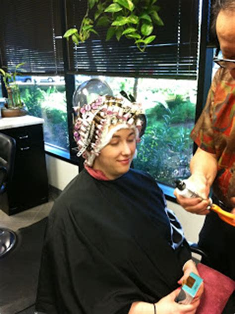 my first feminine hair perm catch a falling star and put it in your pocket momma