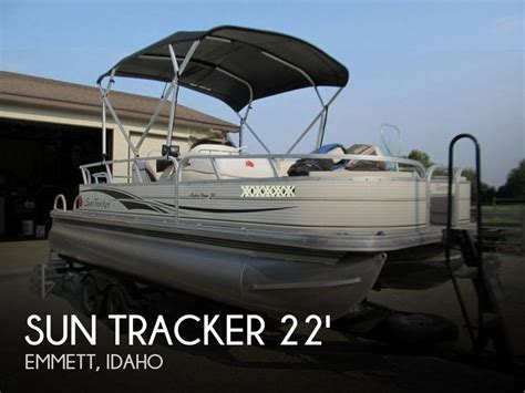 pontoon boats for sale by me canceled sun tracker 21 fishin barge boat in emmett id