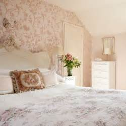 pink wallpaper for bedroom pink floral country bedroom country design ideas