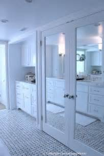mirror bathroom door mirrored closet doors bathroom for the home
