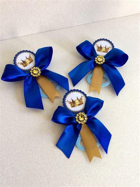 Lil Royal Purple 12 royal blue prince baby shower pins prince