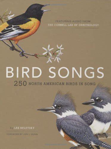 bird songs 250 north american birds in song