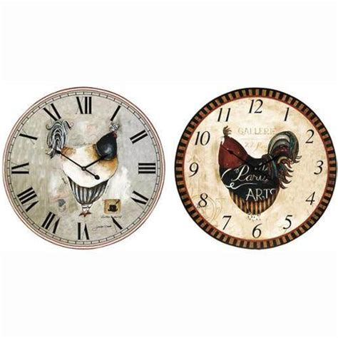 country kitchen clocks country kitchen wall clocks the interior design
