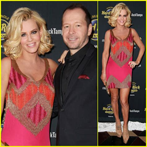 is jennycarthy related to paul mccarthy donnie wahlberg is always on the phone with jenny mccarthy