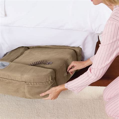 massage pillow for bed massaging bed rest give rest to yourself while watching