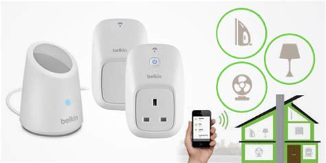 wemo home automation with belkin wemo switch for rm319