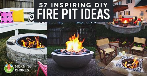 Diy Inspiring Pit Designs 57 Inspiring Diy Outdoor Pit Ideas To Make S Mores With Your Family